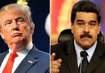 مادورو: ترامپ به دنبال سرقت منابع ارزی ونزوئلاست