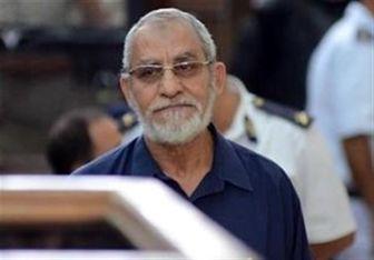حبس ابد برای رهبران اخوانالمسلمین مصر