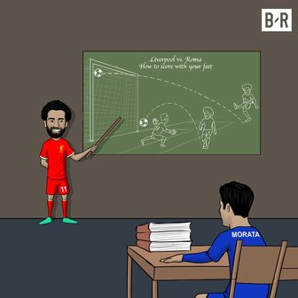 """درسی که """"محمد صلاح"""" به فوتبالیستهای ایرانی داد!"""