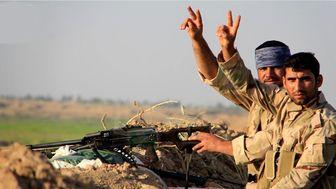 حشد شعبی بازهم داعش را شکست داد