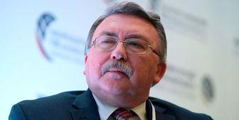 اولیانوف: زمان توقف مذاکرات وین، بیش از آنچه انتظار می رفت طولانی شده است
