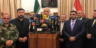 محکومیت تروریستی خواندن سپاه توسط گروههای مقاومت عراق
