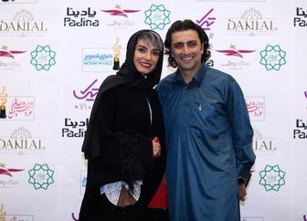 خاص ترین لباس جشن حافظ، مربوط به کدام بازیگر بود؟ /عکس