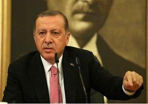 اردوغان: دولت آمریکا، من و رئیس دستگاه اطلاعات ترکیه را تهدید میکند