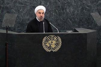 پخش زنده سخنرانی رییس جمهوری در سازمان ملل از شبکه1
