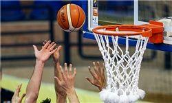 بسکتبالیست های ایرانی بر بام آسیا