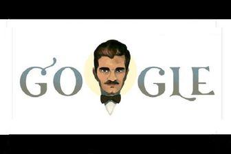 """گوگل در اقدامی جالب یاد """"عمر شریف"""" را زنده کرد"""
