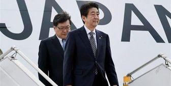 هدیه دانشجویان به نخستوزیر ژاپن