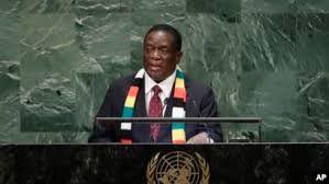 انتقاد رئیسجمهور زیمبابوه از تحریمهای اروپا و آمریکا