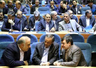 گردهمایی استانداران سراسر کشور در وزارت کشور
