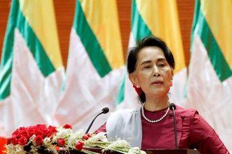 آنگ سان سوچی از جایزه حقوق بشری «گوانگجو» محروم شد