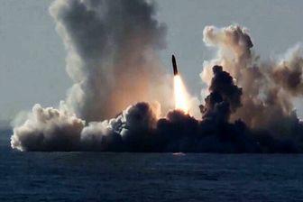 پرتاب موفقیت آمیز موشک «زیرکان» از زیردریایی هسته ای روسیه