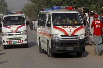 تصادف دو اتوبوس در پاکستان ۵۴ کشته و زخمی در پی داشت