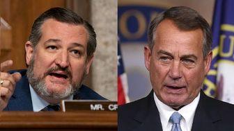 درگیری لفظی شدید ۲ قانونگذار آمریکایی