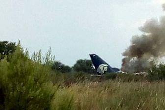 تعداد کشته ها در سقوط هواپیما در اندونزی