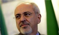 ظریف از وزارت دفاع بازدید کرد