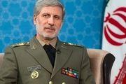دستور وزیر دفاع برای اعزام بالگردهای آبپاش به منطقه ارسباران