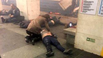 شناسایی قطعات بدن عامل بمبگذاری متروی سن پترزبورگ