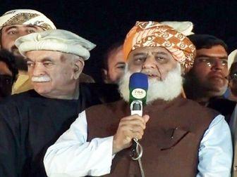 هشدار حزب جمعیت علمای اسلام درباره اغتشاش در پاکستان