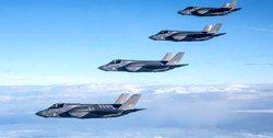 پرواز جنگندههای رژیم صهیونیستی بر فراز لبنان