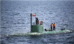 عصر زیردریاییهای سپاه درخلیج فارس و تنگه هرمز