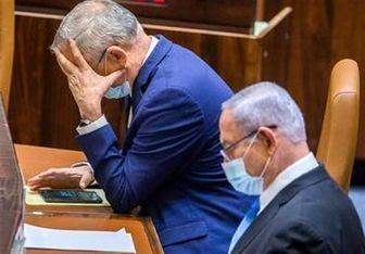 اختلاف میان نتانیاهو و گانتز بالا گرفت