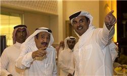 موضع آمریکا در قبال اختلاف قطر و عربستان