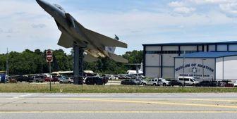 جزئیات برخورد خودرو با ورودی یک پایگاه نظامی در آمریکا