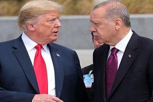 ترامپ  به اردوغان: همه سوریه مال تو!