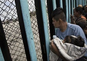 انتقال کودکان مهاجر به بیابانهای تگزاس
