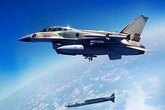نقض حریم هوایی لبنان توسط جنگندههای صهیونیست