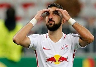 مخالفت اماراتی ها به ورود فوتبالیست اسرائیلی