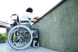 40 درصد معلولان حقوق و مستمری می گیرند