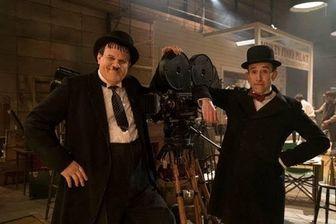 حضور زوج هنری سینمای کمدی در اختتامیه جشنواره فیلم لندن