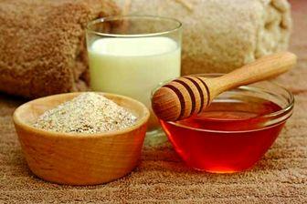 دلایلی برای خوردن شیر و عسل