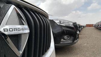 گزارش تصویری از خودروهای بورگوارد در گمرگ