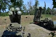 آزماش انواع سامانههای پدافندی سطح به هوای روسیه در کریمه