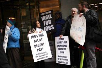 افزایش ۹.۱ درصدی نرخ بیکاری در امریکا