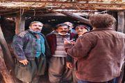 مراحل ساخت معدن طلا در سریال «نون خ» +تصاویر