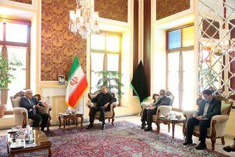 دیدار سفیر ارمنستان با امیرعبداللهیان