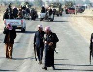 """عشایر عراقی """" ارتش """" تشکیل میدهند"""