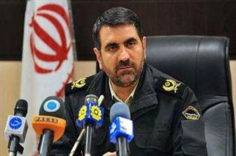 حضور پلیس افتخاری در محله های تهران