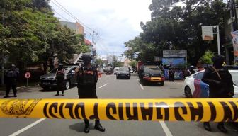 حمله مرگبار در کلیسایی در اندونزی