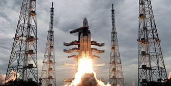 تلاش هند برای ارسال فضاپیما به ماه ناکام ماند