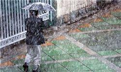 بارش باران از عصر دوشنبه تا چهارشنبه
