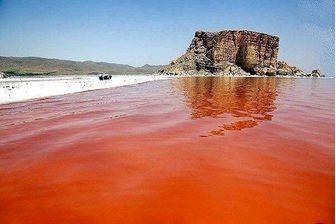 حرکت لاک پشتی احیای دریاچه ارومیه