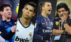 جالب ترین صحبتهای فوتبالیست ها در ۲۰۱۳