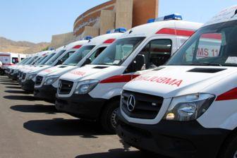 آماده باش فوریتهای پزشکی در ایام تاسوعا و عاشورا