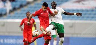 ممنوعیت تمرین تیمهای فوتبال در قطر