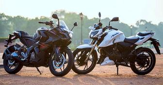 قیمت روز انواع موتورسیکلت در 7تیر 99